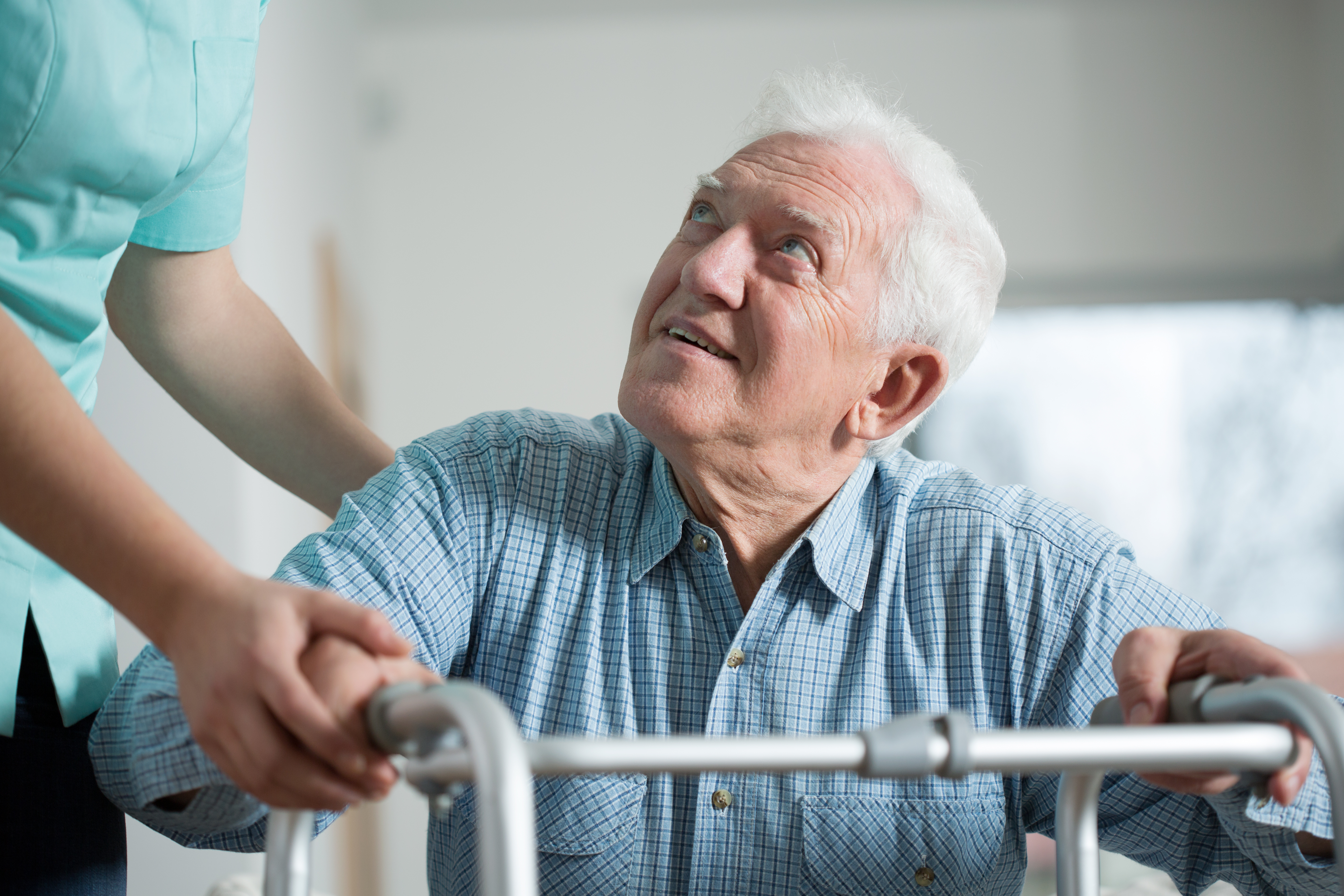 Physiotherapy for old people